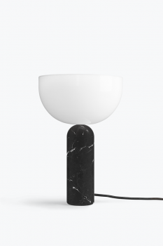 Kizu+Table+Lamp+Black+Marquina,+Large
