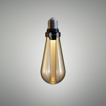 BUSTER & PUNCH - LED BUSTER BULB - gold - ON