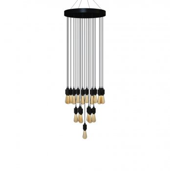 Buster + Punch Cut Out HEAVY METAL CHANDELIER  CLASSIC  19